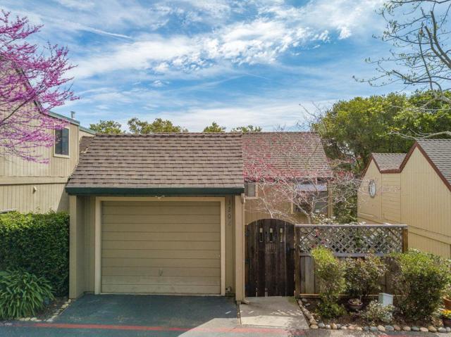 3208 Stockbridge Ln, Santa Cruz, CA 95065 (#ML81700919) :: Astute Realty Inc