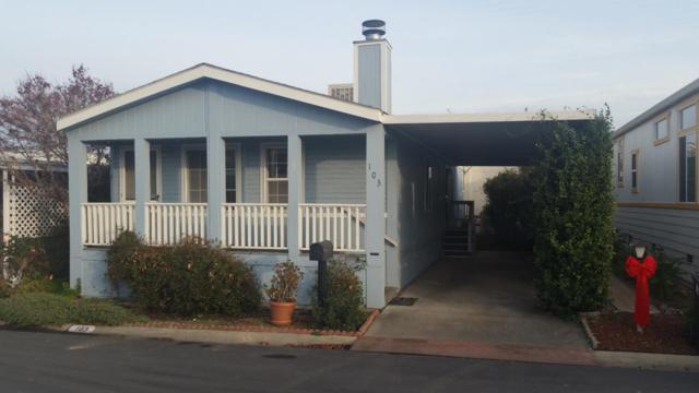 433 Sylvan Ave 103, Mountain View, CA 94041 (#ML81701062) :: Brett Jennings Real Estate Experts