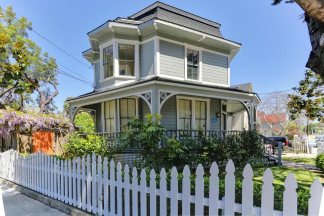 130 Sycamore + 112 Cedar St, Santa Cruz, CA 95060 (#ML81701191) :: Brett Jennings Real Estate Experts