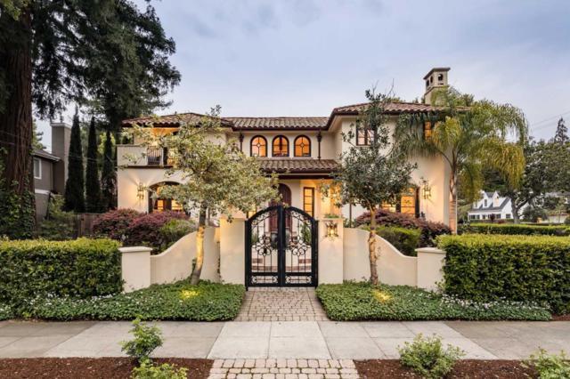 1818 Bryant St, Palo Alto, CA 94301 (#ML81701287) :: Brett Jennings Real Estate Experts