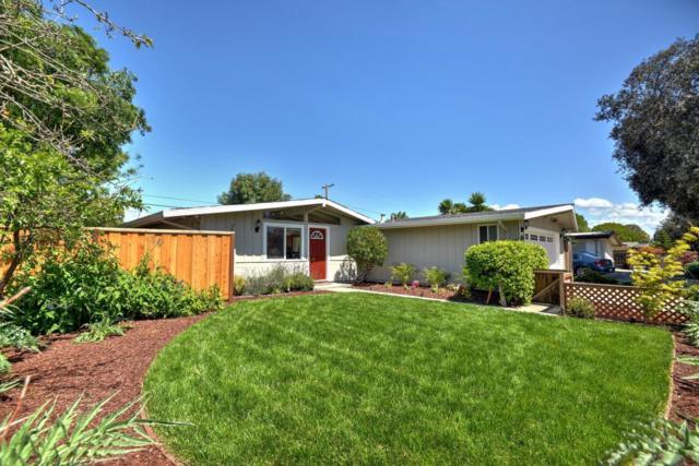 1101 Prescott Ave, Sunnyvale, CA 94089 (#ML81701326) :: Astute Realty Inc