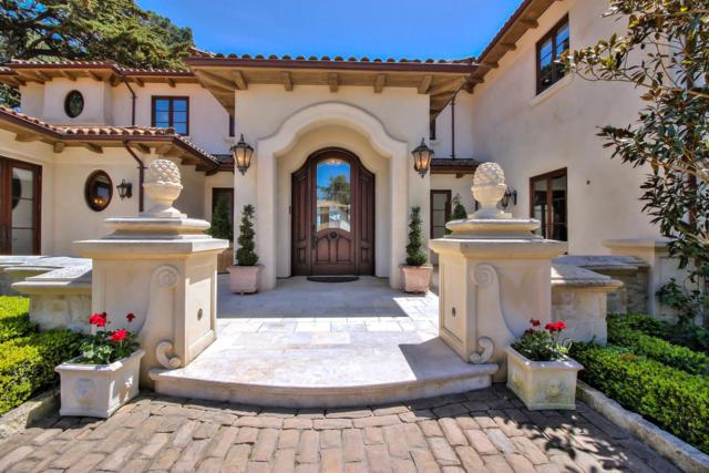 1476 Alva Ln, Pebble Beach, CA 93953 (#ML81701389) :: The Gilmartin Group