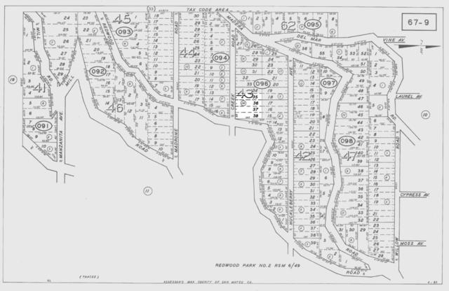 0 Creek, Woodside, CA 94061 (#ML81701425) :: The Kulda Real Estate Group