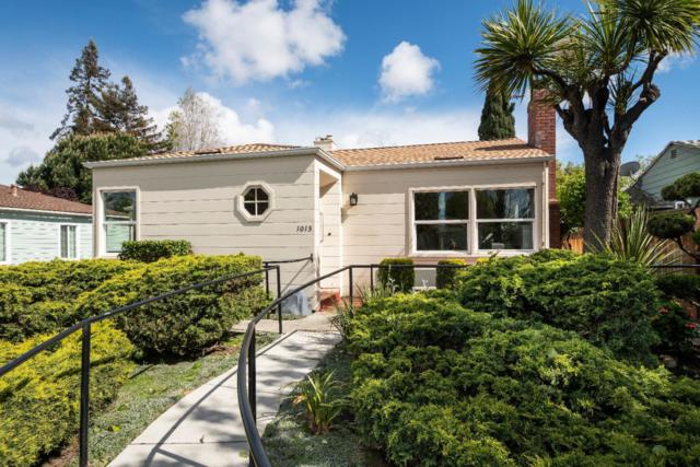 1015 Holly St, San Carlos, CA 94070 (#ML81701576) :: Perisson Real Estate, Inc.