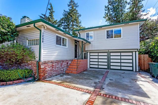 1288 Fairview Ave, Redwood City, CA 94061 (#ML81701594) :: Brett Jennings Real Estate Experts