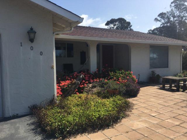 100 Estrella Ave, La Selva Beach, CA 95076 (#ML81701679) :: Astute Realty Inc