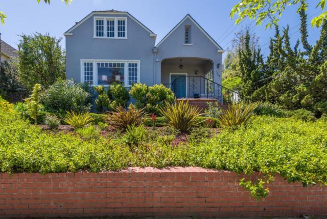 1369 Columbus Ave, Burlingame, CA 94010 (#ML81701715) :: The Kulda Real Estate Group