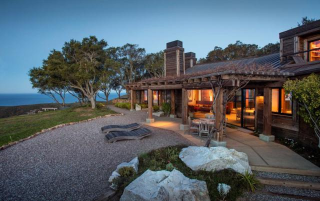 46820 Clear Ridge Rd, Big Sur, CA 93920 (#ML81701809) :: Strock Real Estate