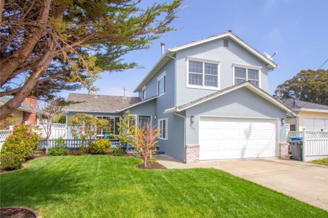 441 Granelli Ave, Half Moon Bay, CA 94019 (#ML81701835) :: The Kulda Real Estate Group