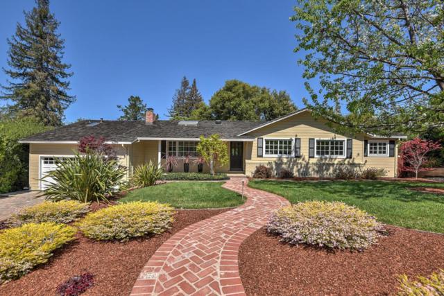 1345 Montclaire Way, Los Altos, CA 94024 (#ML81701857) :: Intero Real Estate