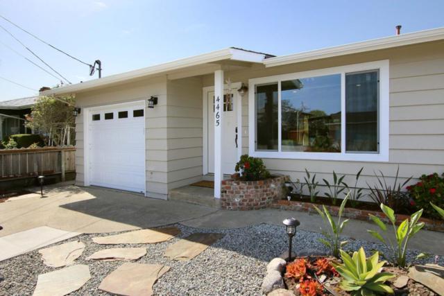 4465 Portola Dr, Santa Cruz, CA 95062 (#ML81701910) :: Strock Real Estate