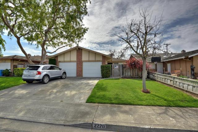 2218 Harrison St, Santa Clara, CA 95050 (#ML81702050) :: The Goss Real Estate Group, Keller Williams Bay Area Estates