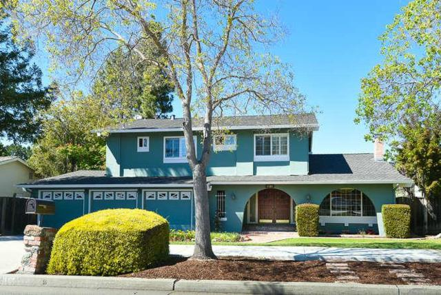 1161 Holly Ann Pl, San Jose, CA 95120 (#ML81702158) :: The Goss Real Estate Group, Keller Williams Bay Area Estates