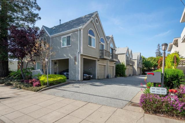 507 N San Mateo Dr, San Mateo, CA 94401 (#ML81702160) :: The Kulda Real Estate Group