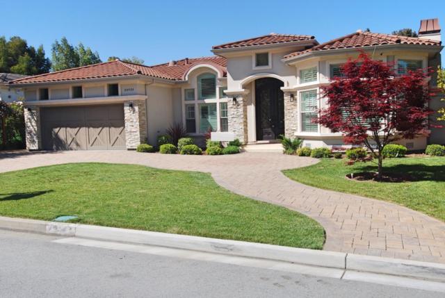20439 Thelma Ave, Saratoga, CA 95070 (#ML81702202) :: Intero Real Estate