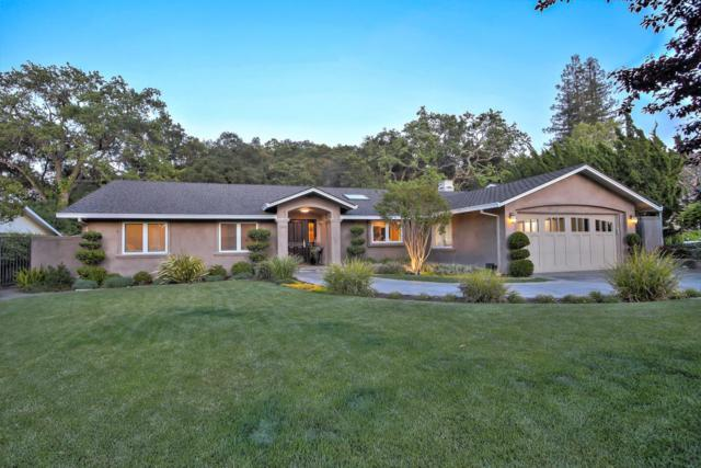 109 Via Santa Maria, Los Gatos, CA 95030 (#ML81702233) :: Intero Real Estate