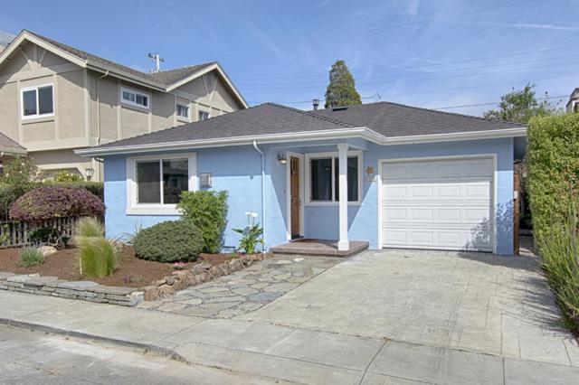 614 Gilroy Dr, Capitola, CA 95010 (#ML81702270) :: Brett Jennings Real Estate Experts