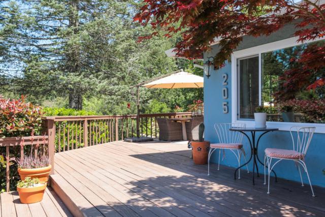 205 Old Orchard Rd, Los Gatos, CA 95033 (#ML81702272) :: Intero Real Estate