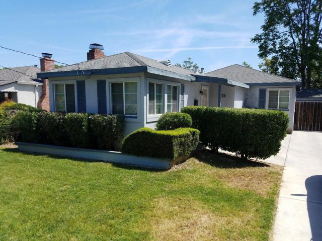 1726 Guadalupe Ave, San Jose, CA 95125 (#ML81702297) :: Brett Jennings Real Estate Experts