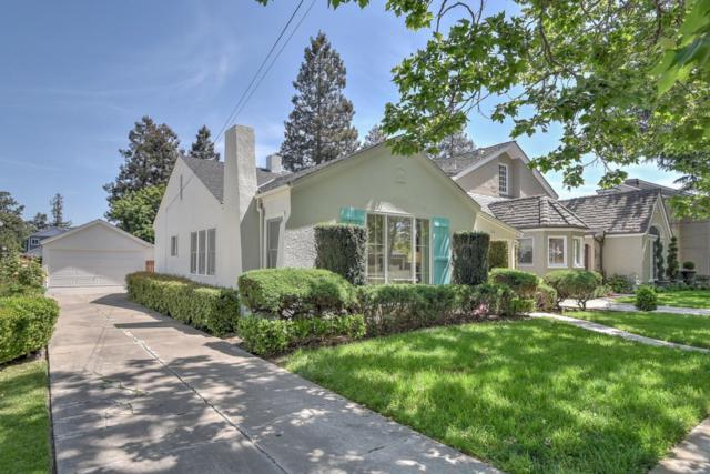1376 Kotenberg Ave, San Jose, CA 95125 (#ML81702389) :: Brett Jennings Real Estate Experts