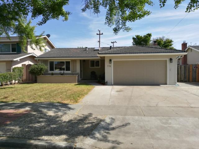 778 Regent Park Dr, San Jose, CA 95123 (#ML81702415) :: Intero Real Estate