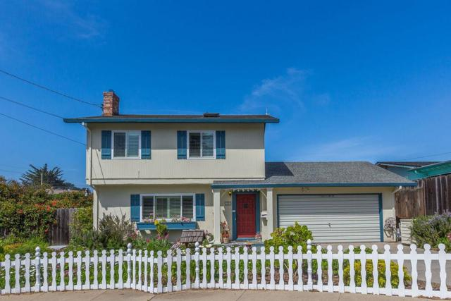 1127 Cielito Ct, Seaside, CA 93955 (#ML81702467) :: Strock Real Estate