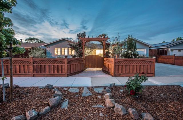 1477 Hauck Dr, San Jose, CA 95118 (#ML81702468) :: Brett Jennings Real Estate Experts