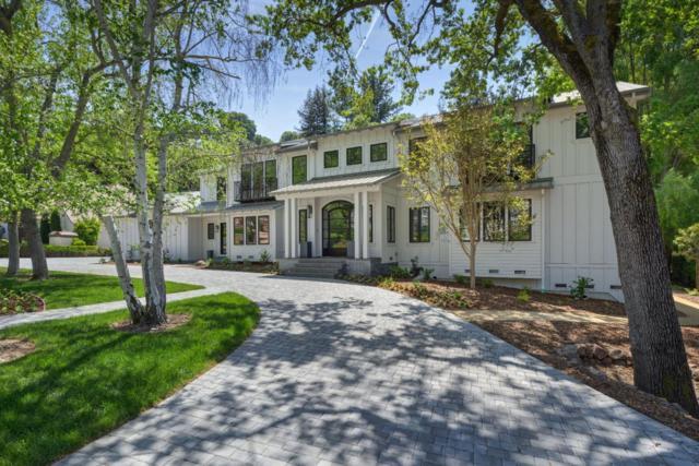 218 Forrester Rd, Los Gatos, CA 95032 (#ML81702475) :: Intero Real Estate