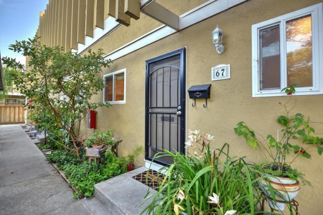 836 Pomeroy Ave 67, Santa Clara, CA 95051 (#ML81702533) :: Intero Real Estate