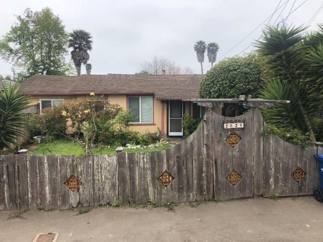 2620 Quartz St, Santa Cruz, CA 95062 (#ML81702578) :: Brett Jennings Real Estate Experts