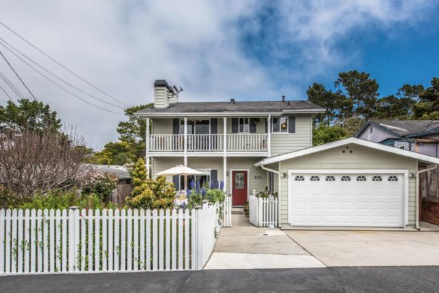 858 Jessie St, Monterey, CA 93940 (#ML81702764) :: The Goss Real Estate Group, Keller Williams Bay Area Estates