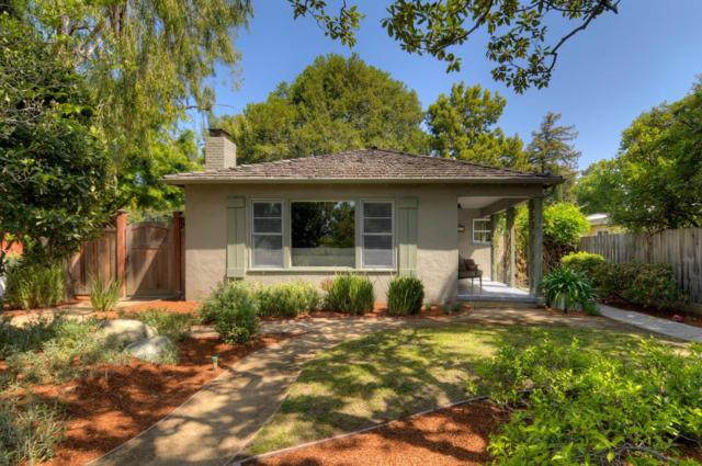 703 Bay Rd, Menlo Park, CA 94025 (#ML81702852) :: Strock Real Estate
