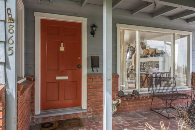 865 Lily St, Monterey, CA 93940 (#ML81703190) :: Strock Real Estate