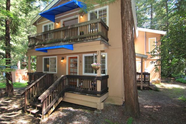 151 Waner Way, Felton, CA 95018 (#ML81703717) :: The Goss Real Estate Group, Keller Williams Bay Area Estates