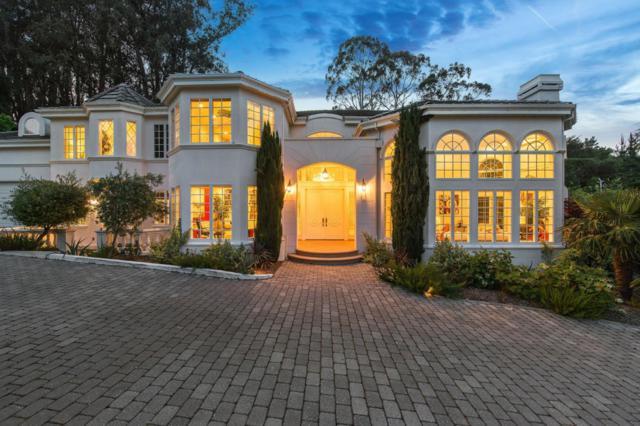 2885 Churchill Dr, Hillsborough, CA 94010 (#ML81703786) :: Brett Jennings Real Estate Experts