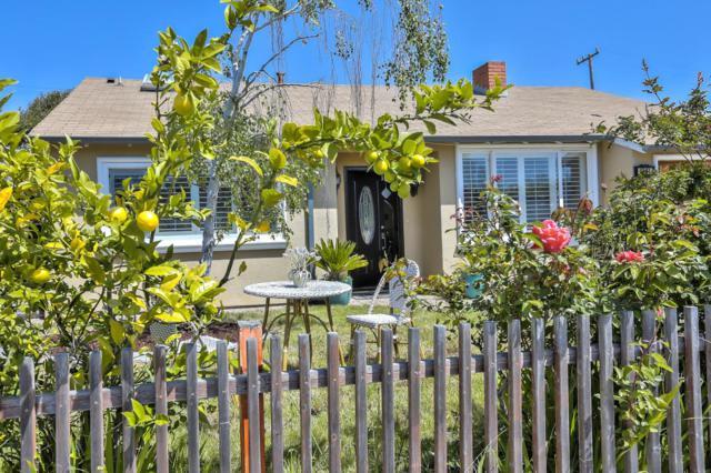 1841 Evergreen St, San Mateo, CA 94401 (#ML81703909) :: The Gilmartin Group
