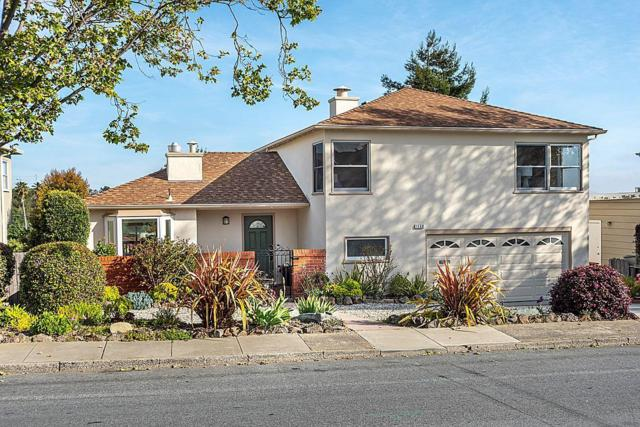 1360 Hillcrest Blvd, Millbrae, CA 94030 (#ML81704066) :: The Gilmartin Group