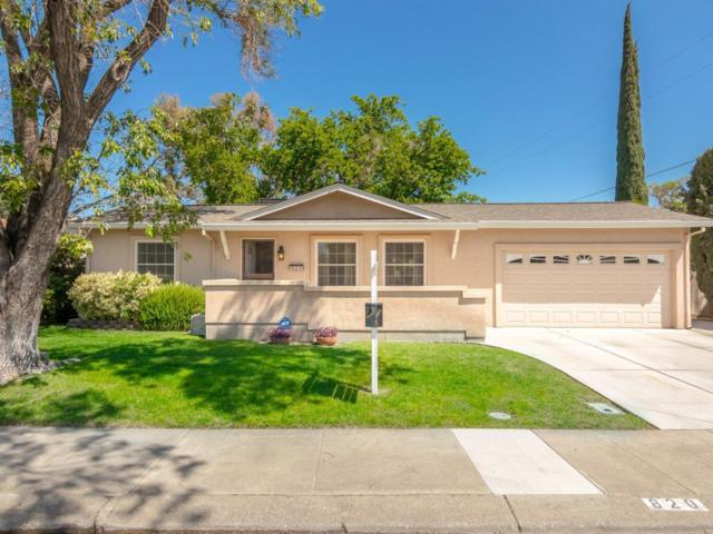 820 Birch Ave, Los Banos, CA 93635 (#ML81704280) :: The Goss Real Estate Group, Keller Williams Bay Area Estates
