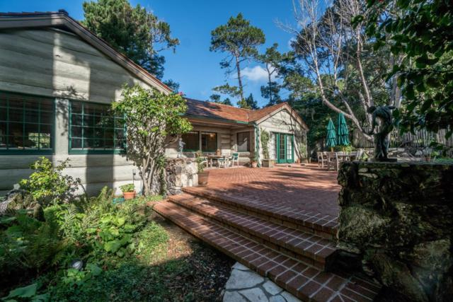 0 Palou 11 Nw Of Casanova, Carmel, CA 93921 (#ML81704330) :: The Goss Real Estate Group, Keller Williams Bay Area Estates