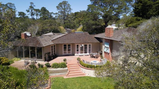 25745 Hatton Rd, Carmel, CA 93923 (#ML81704337) :: The Kulda Real Estate Group