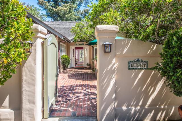 0 Crespi 8 Se Of Mtn View Ave, Carmel, CA 93921 (#ML81704366) :: Brett Jennings Real Estate Experts