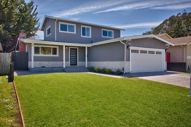 431 Fernwood Dr, San Bruno, CA 94066 (#ML81704563) :: The Gilmartin Group