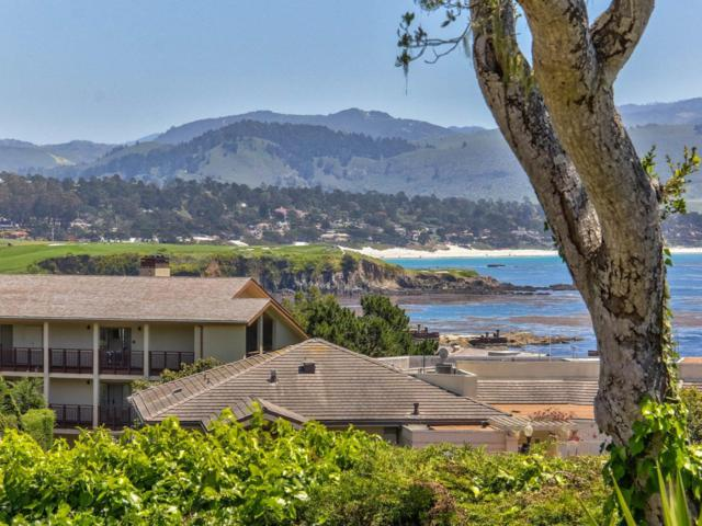3301 17 Mile Dr 10, Pebble Beach, CA 93953 (#ML81704657) :: The Gilmartin Group