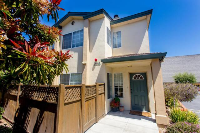 208 Martella St, Salinas, CA 93901 (#ML81704704) :: The Kulda Real Estate Group