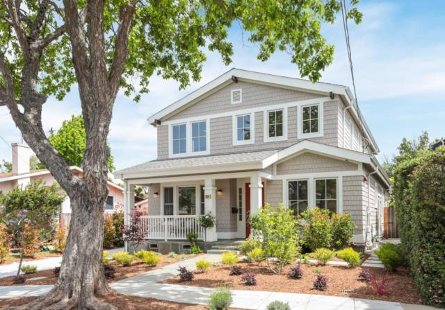 824 Linden Ave, Burlingame, CA 94010 (#ML81705003) :: The Gilmartin Group