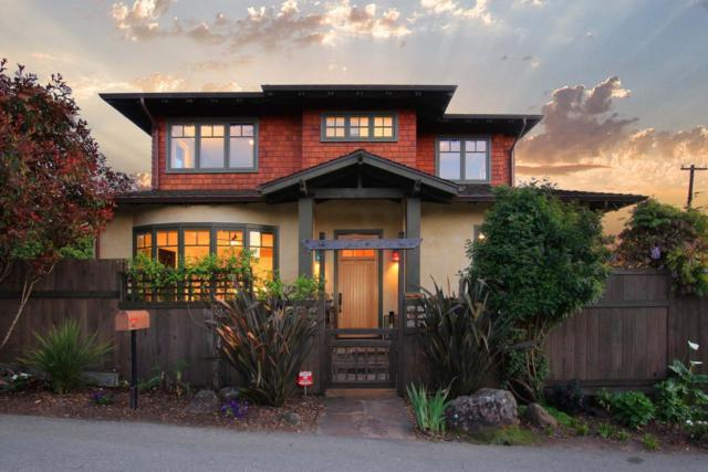 303 Younger Ave, Capitola, CA 95010 (#ML81705029) :: Strock Real Estate