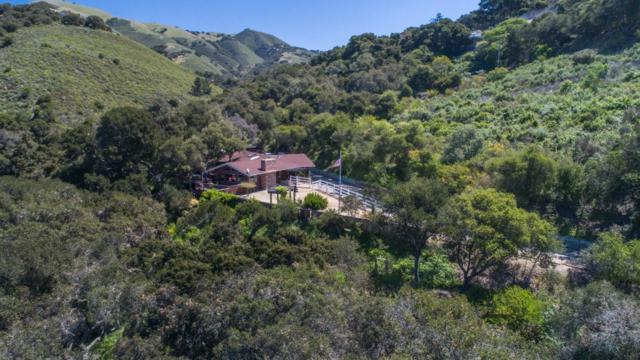 100 Laurel Dr, Carmel Valley, CA 93924 (#ML81705090) :: Strock Real Estate