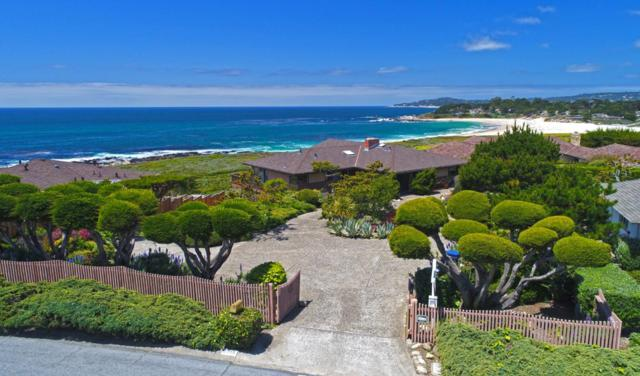 2715 Ribera Rd, Carmel, CA 93923 (#ML81705106) :: Brett Jennings Real Estate Experts