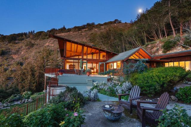 29141 Plaskett Ridge Rd, Big Sur, CA 93920 (#ML81705117) :: The Warfel Gardin Group