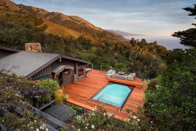 48310 Highway 1, Big Sur, CA 93920 (#ML81705159) :: Strock Real Estate